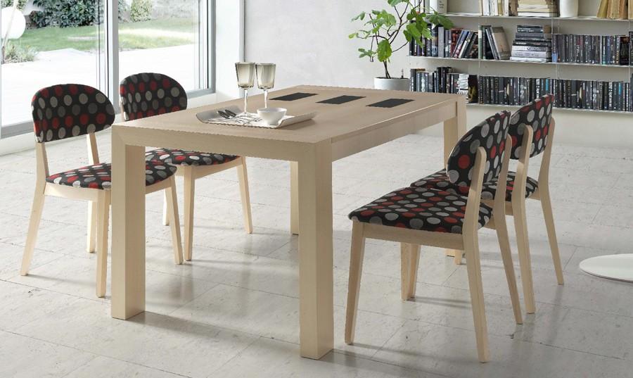 Conjunto de mesa y cuatro sillas Dots 2| Comprar conjuntos de mesas ...