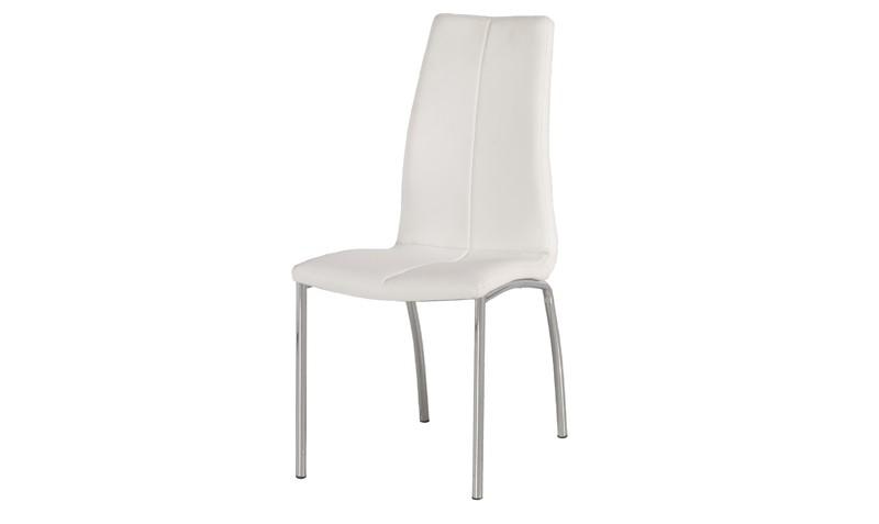 Genial sillas de comedor blancas im genes comprar silla for Mesas de comedor blancas baratas