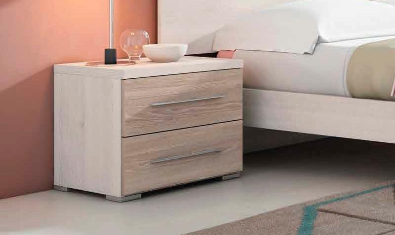 Mesillas de noche, amplia gama modelos y acabados - Muebles Rey