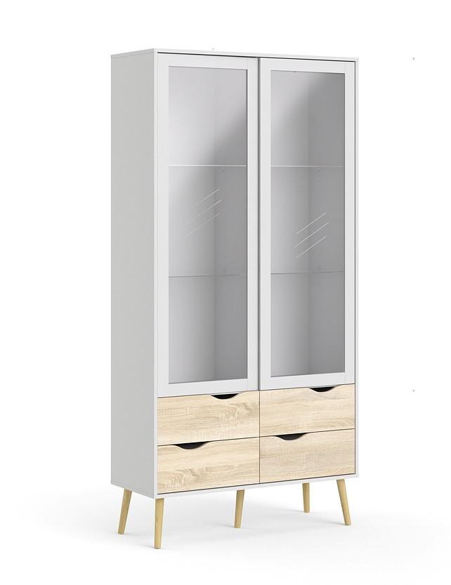 Ikea vitrinas de cristal awesome vidaxl armario de tela - Vitrina cristal ikea ...
