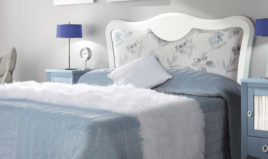 Cabecero de cama de madera Porto Alegre | Comprar Cabeceros en ...