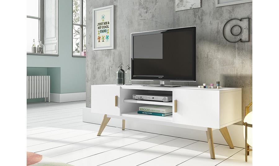 Mueble para TV con dos puertas Fleur | Comprar Muebles para TV en ...