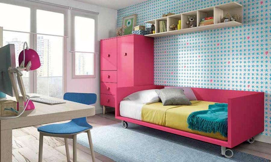 Camas individuales - camas juveniles en Muebles Rey - Muebles Rey