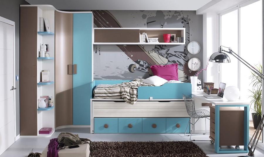 Conjunto Para Dormitorio Juvenil Westminster Comprar Conjuntos Dormitorios Juveniles En Muebles Rey